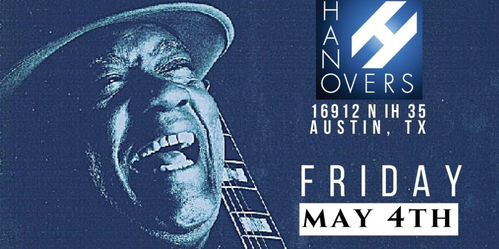 W.C. Clark Blues Revue Debut at Hanovers 2 - All Ages @ Hanovers 2.0 | Austin | Texas | United States