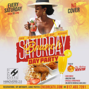 Brunch + Day Party | 9.28