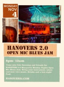 Open Mic Blues Jam