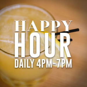 Tuesday Happy Hour Specials