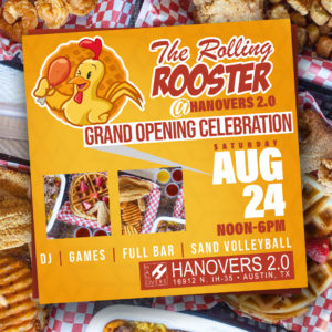 Rolling Rooster Brunch + Day Party | 8.24