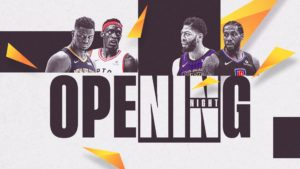 NBA Opening Night Watch Party | DJ Donte