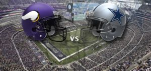 Cowboys vs Vikings Watch Party | 11.10